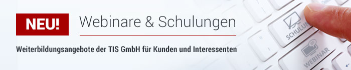 Webinare und Schulungen des Telematikanbieters TIS GmbH