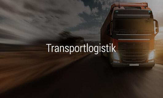 Lösungen für die Transportlogistik