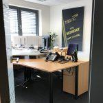 Räumlichkeiten des Telematikanbieters TIS GmbH in Bocholt
