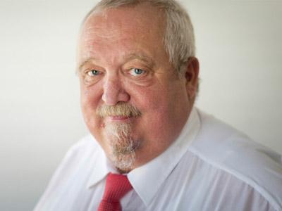 Peter Giesekus - Geschäftsführer der TIS GmbH in Bocholt