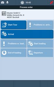 TISLOG mobile - Software Dialog Order Processing |TIS GmbH