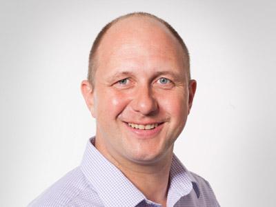 Bernd Schmitz - Mitarbeiter der TIS GmbH
