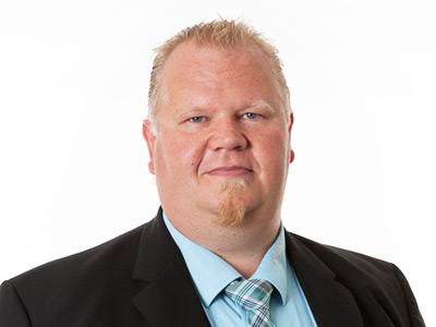 Mike Ahlman - Mitarbeiter der TIS GmbH