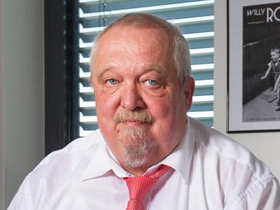 Peter Giesekus - Geschäftsführer der TIS GmbH