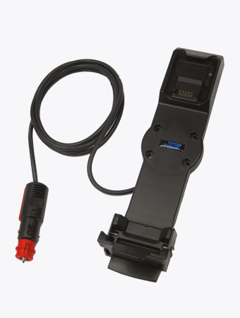 TISPLUS Fahrzeughalterung für Zebra MC95