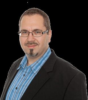 Torsten Dutkiewicz - Mitarbeiter der TIS GmbH