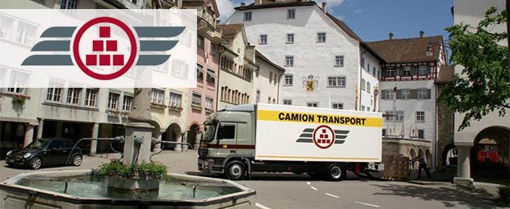 Telematik Anwenderbericht Camion Transport | Kunde der TIS GmbH