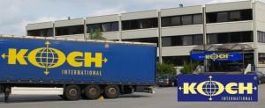 Telematik Anwenderbericht Spedition Heinrich Koch | Kunde der TIS GmbH