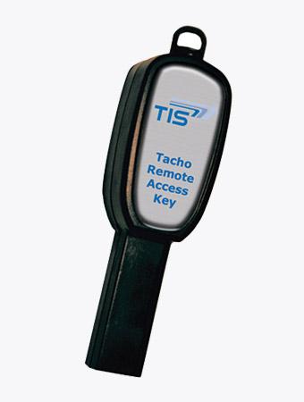 TISPLUS Hardware Zubehör für die Logistik: Tacho Remote Download mit dem TISPLUS TRAK