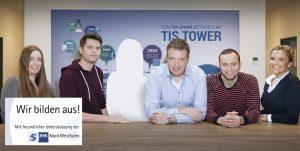 Stellenangebote und Ausbildungsplätze bei Telematikanbieter TIS GmbH