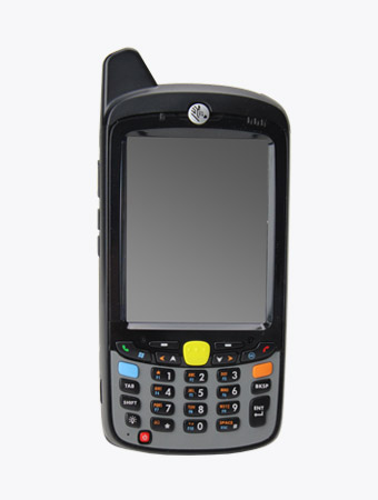 TISWARE Logistik Hardware: Zebra MC67 Handheld (bis 2015 Motorola) für die Logistik