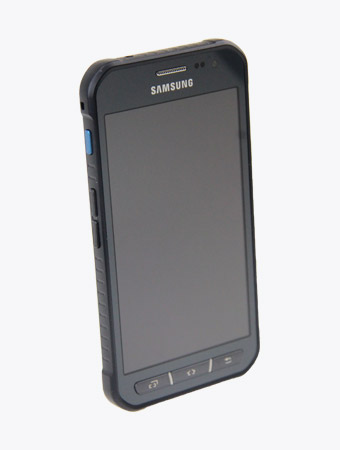 TISWARE Logistik Hardware: Samsung Xcover 3 Handheld für die Logistik