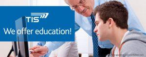 Apprenticeship at telematics provider TIS GmbH