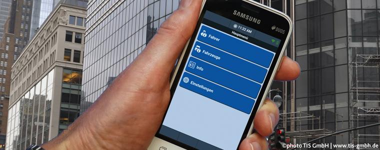 Telematikanbieter TIS GmbH entwickelt Bereitschafts-App