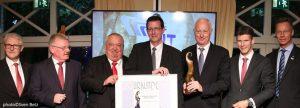 Telematikanbieter TIS GmbH aus Bocholt ist Unternehmen des Jahres 2016