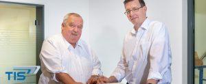 TIS CEOs Markus Vinke und Peter Giesekus im Interview mit dem Fachmagazin Vier.Sechs.Drei.