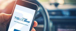 TISLOG Logistik-Software in der Praxis: Unterlagen per Fahrermail senden