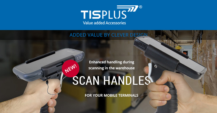 TISPLUS hardware accessories for the warehouse and on the go